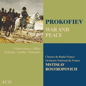 Image for 'Prokofiev : War and Peace'