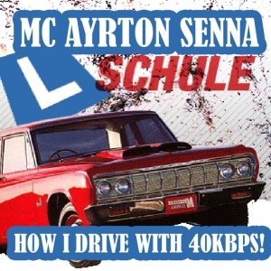Image for 'How i drive with 40kbps!'
