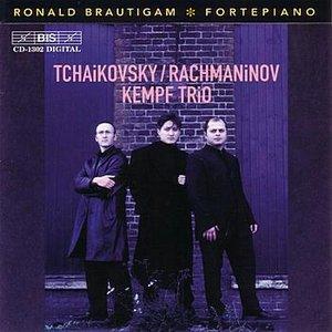 Image for 'TCHAIKOVSKY/ RACHMANINOV: Piano Trios'