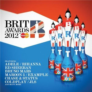 Image pour 'BRIT Awards 2012'