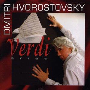 Image for 'Verdi Arias'