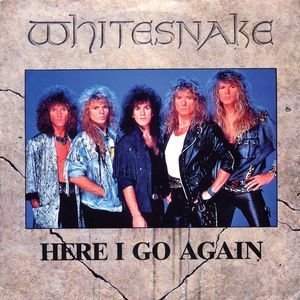 Image for 'Here I Go Again '87'