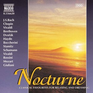 Image for 'Nocturne - Classical Favourites for Relaxing and Dreaming'