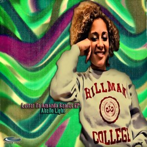 Image for 'Letter To Amanda Seales EP'