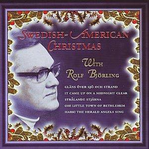 Image for 'SwedishAmerican Christmas with Rolf Björling'