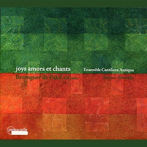 Image for 'Berenguer de Palol: Joys Amors et Chants'