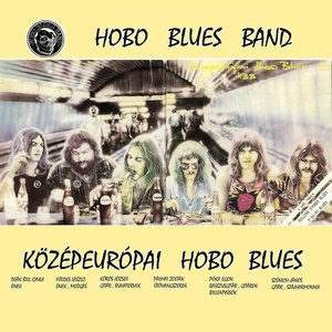 Image for 'Középeurópai Hobo Blues'