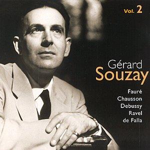 Image for 'Gérard Souzay Vol. 2'