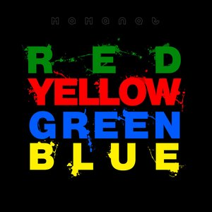 Image for 'Red,Yellow,Green,Blue'