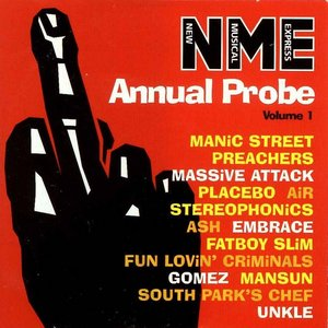 Image for 'NME Annual Probe, Volume 1'