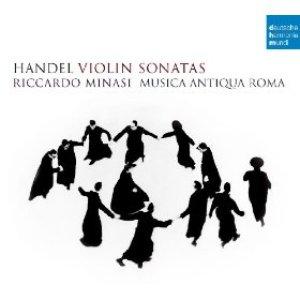 Image for 'Handel: Violin Sonatas'