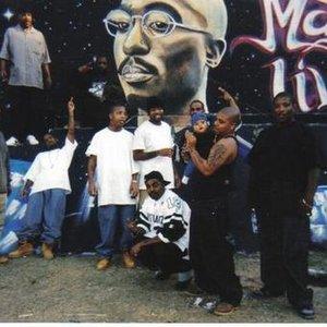 Immagine per 'Thug Life & Outlawz'