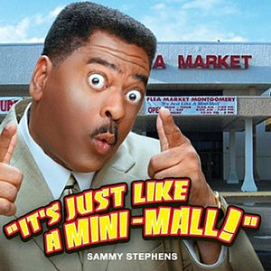 Image for 'It's Just Like a Mini-Mall!'