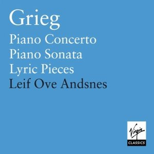 Image for 'Grieg: Piano Concerto, Sonata Op.7, Lyric Pieces Opp.43, 54 & 65'