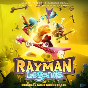 Image for 'Rayman Legends (Original Game Soundtrack)'
