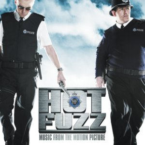 Image pour 'Hot Fuzz Soundtrack'