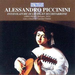 Image for 'Piccinini: Intavolatura di Liuto, et di Chitarrone, Book 1'