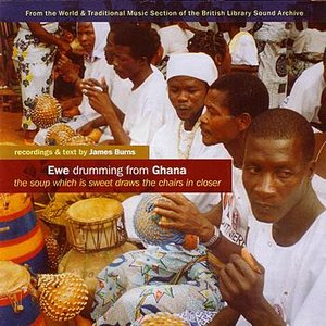 Image for 'Ewe Drumming From Ghana'