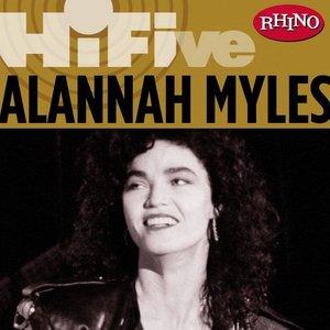 Image for 'Rhino Hi-Five: Alannah Myles'