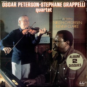Image for 'Oscar Peterson & Stephane Grappelli'