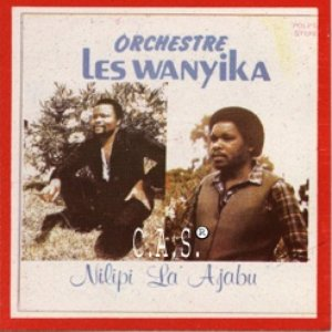 Image for 'Les Wanyika'