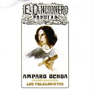 """El Cancionero Popular Vol. 1""的封面"