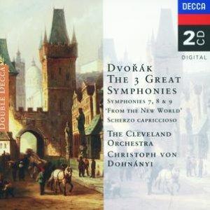 Image for 'Dvorak: Symphonies Nos. 7-9/Scherzo Capriccioso'