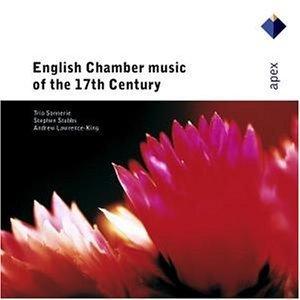 Immagine per 'English Chamber Music of the 17th Century'