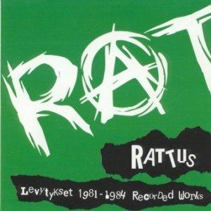 Image for 'Levytykset 1981-1984'