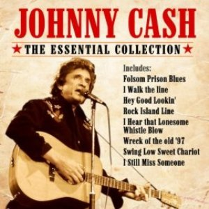 Image for 'The Essential Johnny Cash Collection'