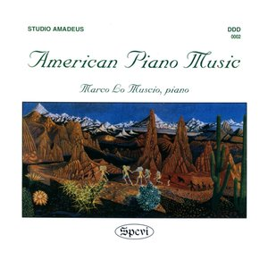 Image for 'American Piano Music'