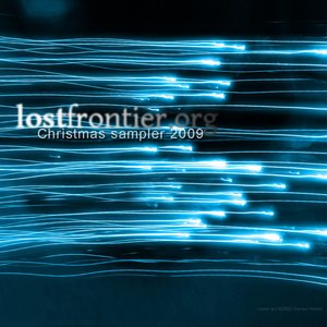 Image for 'lost frontier Christmas sampler 2009'