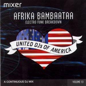 Imagen de 'United DJs Of America Vol13 - Electro Funk Breakdown'