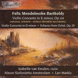 Image for 'MENDELSSOHN: Violin Concertos'