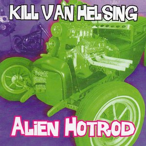 Image for 'Alien Hotrod'