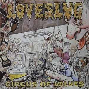 Image for 'Circus Of values'