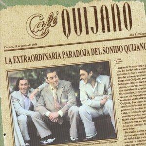 Image for 'La extraordinaria paradoja del sonido Quijano'