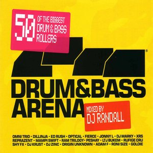 Image for 'Drum & Bass Arena'