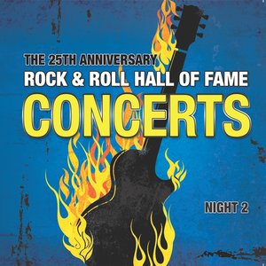 Immagine per 'The 25th Anniversary Rock and Roll Hall of Fame Concerts, Vol. 2 (Night 2)'