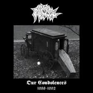 Image for 'Our Condolences 1988-1992'