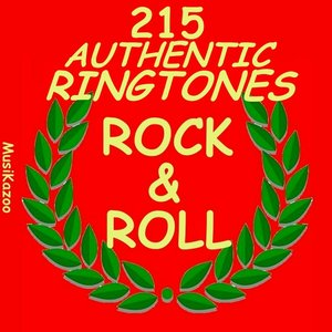 Image for '215 Authentic Ringtones - Rock & Roll'