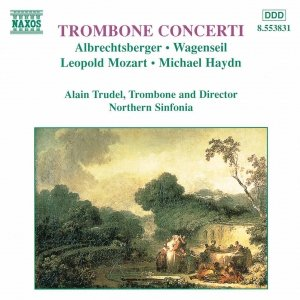 Imagem de 'Trombone Concertos'