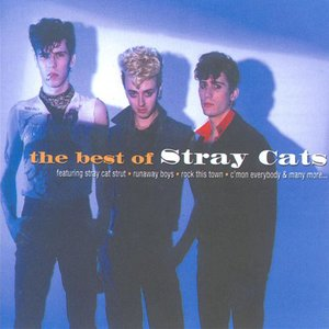 Image for 'The Best Of Stray Cats'