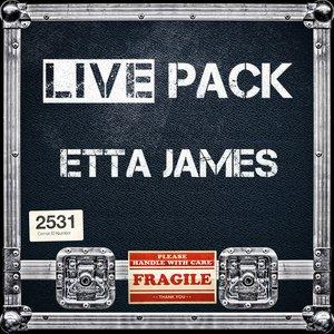 Image pour 'Live Pack - Etta James - EP'