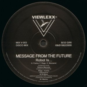 Image for 'Message from the Future'