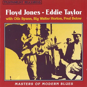 Image for 'Masters Of Modern Blues'