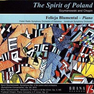 Image for 'Piano Concerto In F Minor, Op. 21 - Allegro Vivace'