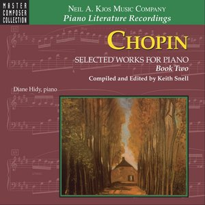 Immagine per 'Chopin: Selected Works for Piano, Book Two'