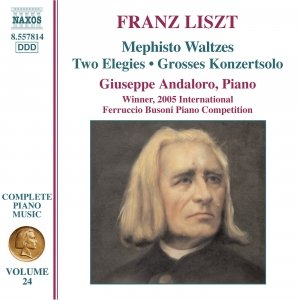 Image for 'Mephisto Waltz No. 4'
