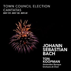 Image for 'Bach: Town Council Election Cantatas'
